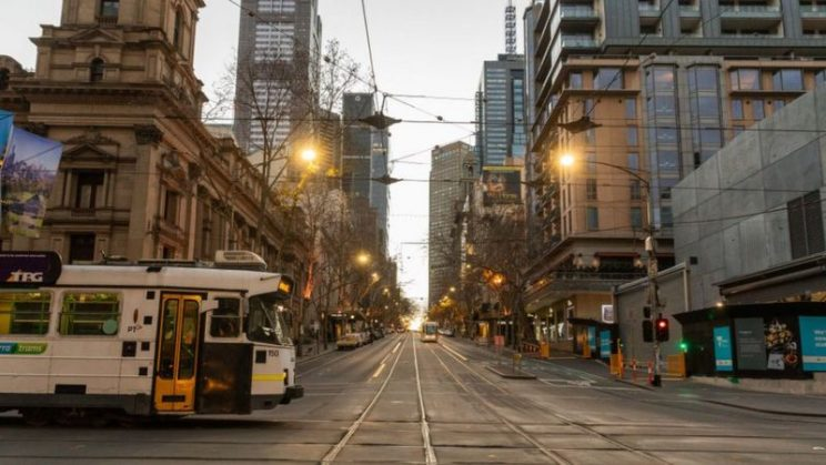 Covid: Melbourne's hard-won success after a marathon lockdown