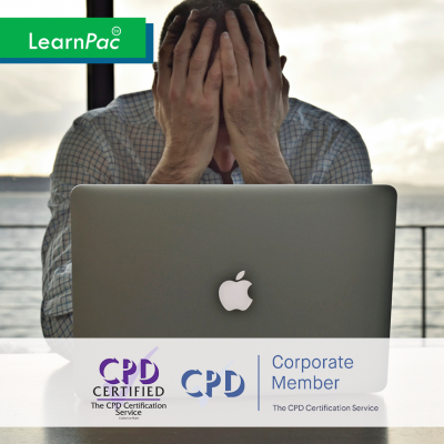 Depression Awareness - Online Training Course - CPD Accredited - LearnPac Systems -