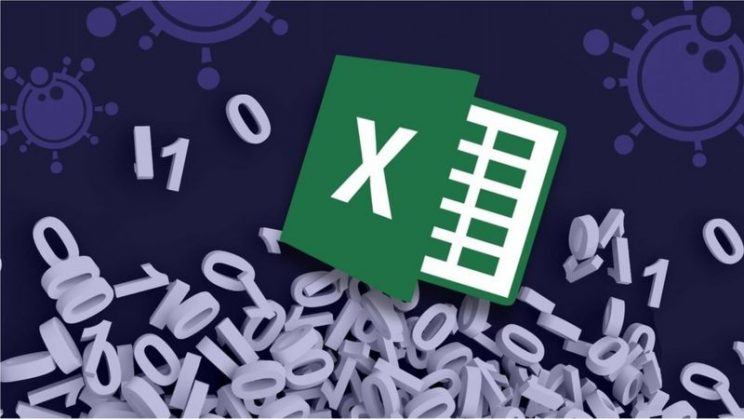 Excel software Why using Microsoft's caused Covid-19 results to be lost 1 -