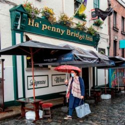 Ireland to impose 5km travel limit in strict new Covid lockdown -