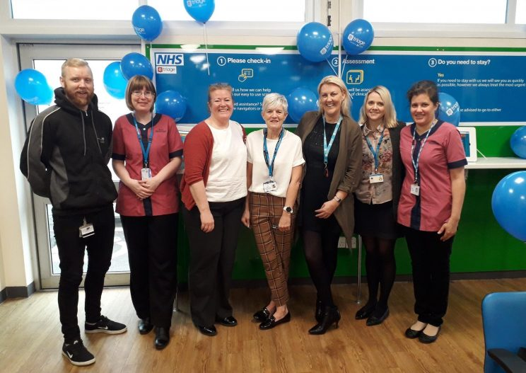 New technology helps speed up triage process at hospitals in West Sussex 2 -