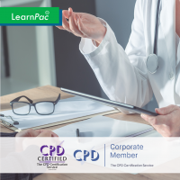 The Mental Capacity Act - Online Training Course - CPD Accredited - LearnPac Systems UK -