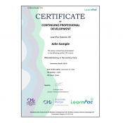 Whistleblowing in Secondary Care - E-Learning Course - CDPUK Accredited - LearnPac Systems -