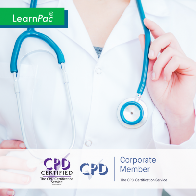 Whistleblowing in Secondary Care - Online Training Course - CPD Accredited - LearnPac Systems -