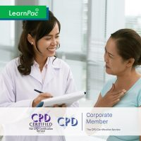 Complaints Handling - Online Training Course - CPD Accredited - LearnPac Systems UK -