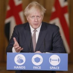 Covid-19: Tougher post-lockdown rules 'strike a balance', says PM -