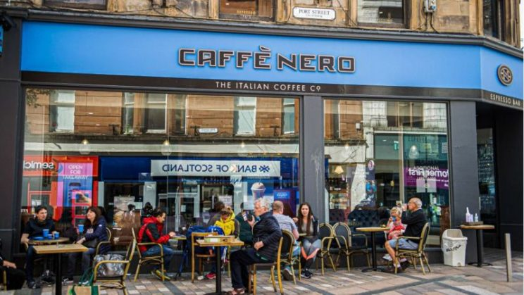 Covid: Caffè Nero seeks help after pandemic 'decimates' trading -