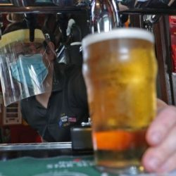 Covid Group of four rule for Wales' pubs after lockdown -