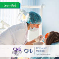 First Aid within the Dental Environment - Online Training Course - CPD Accredited - LearnPac Systems -