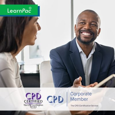 Managing Change - Online Training Course - CPD Accredited - LearnPac Systems UK -