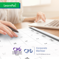 Annual Leave Procedures and Policy – Online Training Course - CPD Accredited - LearnPac Systems UK -