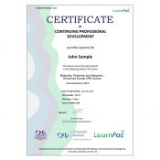 Maternity, Paternity and Adoption - E-Learning Course - CDPUK Accredited - LearnPac Systems UK -
