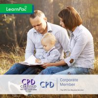 Maternity, Paternity and Adoption - Online Training Course - CPD Accredited - LearnPac Systems UK -
