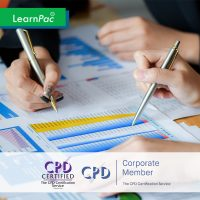 Appraising Staff Performance - Online Training Course - CPD Accredited - LearnPac Systems