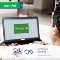 Office 365 Planner Essentials - Online Training Course - CPD Accredited - LearnPac Systems -