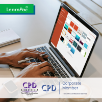 Power Up MS PowerPoint - Online Training Course - CPD Certified - LearnPac Systems UK -