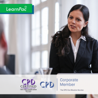 Recruitment Essentials - Online Training Course - CPD Accredited - LearnPac Systems -