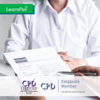 Recruitment - Online Training Course - CPD Accredited - LearnPac Systems -