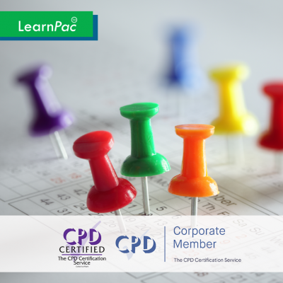 Sharing Calendars - Online Training Course - CPD Accredited - LearnPac Systems -