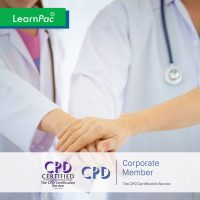 Teamwork Training - Online Training Course - CPD Accredited - LearnPac Systems -