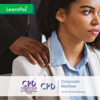 Workplace Harassment for Supervisors - Online Training Course - CPD Accredited - LearnPac Systems -