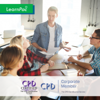 Mastering Employee Training and Development - Online Training Package - Learnpac Systems UK -