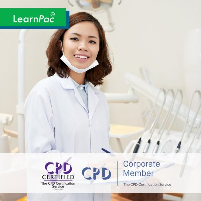 Role of a Treatment Coordinator - Online Training Course - CPD Accredited - LearnPac Systems UK -