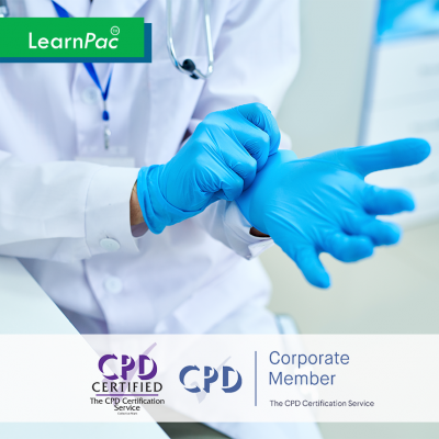 Care Certificate Standard 13 - e-Trainer Pack - CPDUK Accredited - LearnPac Systems UK -