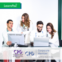 Care Certificate Standard 3 - Train the Trainer Course + Trainer Pack - CPDUK Accredited - Learnpac Systems UK -