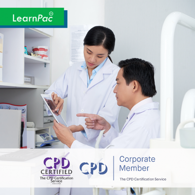 Care Certificate Standard 14 - e-Trainer Pack - CPDUK Accredited - LearnPac Systems UK -