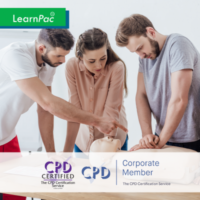 Care Certificate Standard 12 - e-Trainer Pack - CPDUK Accredited - LearnPac Systems UK -