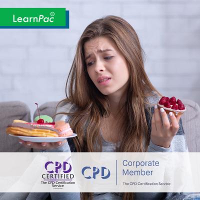 Understanding Eating Disorders - Online Training Courses - The Mandatory Training Group UK -