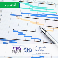 Excel for Project Management - Online Training Courses - The Mandatory Training Group UK -