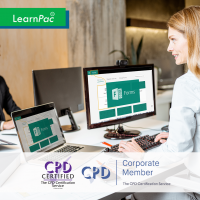 Microsoft Forms Essentials - Online Training Course - CPD Accredited - LearnPac Systems UK -