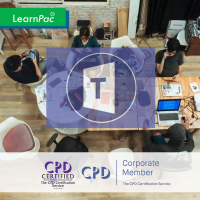 Microsoft Teams Essentials - Online Training Course - CPD Accredited - LearnPac Systems -