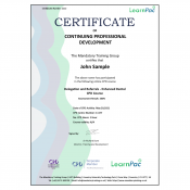 Sundry Sales - E-Learning Course - CDPUK Accredited - LearnPac Systems -