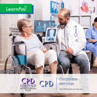 Awareness of Mental Health, Dementia and Learning Disabilities - Train the Trainer Course + T - Online Training Course - CPD Accredited - LearnPac Systems -