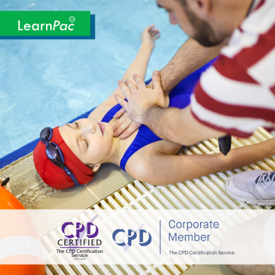 Basic Life Support - Train the Trainer Course + Trainer Pack - CPD Accredited - LearnPac Systems -