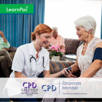 Care Certificate Standard 1 - e-Trainer Pack - CPDUK Accredited - Learnpac Systems UK -