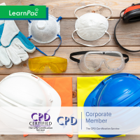 Health and Safety - Train the Trainer Course + Trainer Pack - CPDUK Accredited - LearnPac Systems UK -