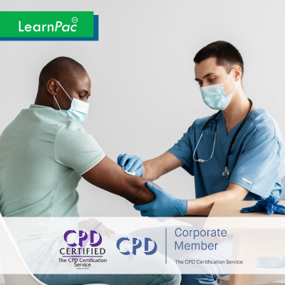 Infection Prevention and Control - Train the Trainer Course + Trainer Pack - CPD Accredited - LearnPac Systems -
