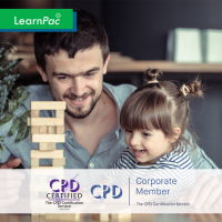 Building Resilience and Confidence in the Early Years - Online Training course - Leanpac Systems UK -