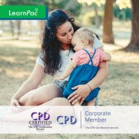 Dealing with Feelings in the Early Years - Online Training Course - Learnpac System UK -