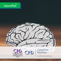 Dementia Awareness - Level 2 - Online Training Course - CPD Accredited - LearnPac Systems UK -