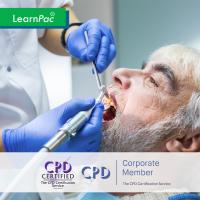 Dental Hygiene for Older People - Online Training Course - Learnpac System UK -