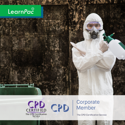 Donning and Doffing PPE for Care Workers - Online Training Course - CPD Accredited - LearnPac Systems -