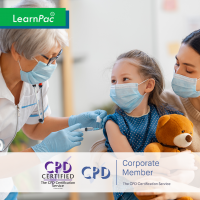 Paediatric First Aid Awareness - Online Training Package - CPDUK Accredited - LearnPac Systems UK -