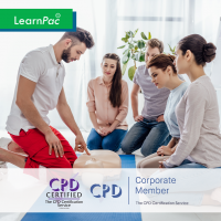 Basic First Aid Awareness - Online Training Course - Learnpac System UK -