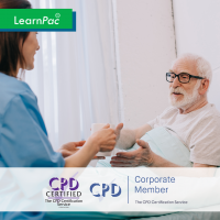 Catheter Care - Level 2 - Online Training Course - CPD Accredited - LearnPac Systems UK -