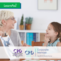 Communication and Language Difficulties - Online Training Course - CPD Certified - LearnPac Systems UK -